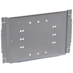 Platine fixe pour 1 DPX-IS1600 ou DPX³1600 prises avant en position verticale dans XL³4000 ou XL³800 - 24 modules LEGRAND