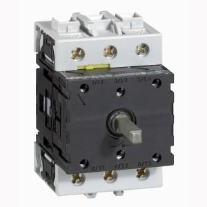 Bloc tripolaire nu pour interrupteur-sectionneur rotatif composable - 50A LEGRAND