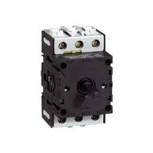 Bloc tripolaire nu pour interrupteur-sectionneur rotatif composable - 80A LEGRAND