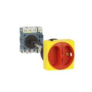 Kit pour commande rompue pour interrupteur-sectionneur rotatif composable - axe court LEGRAND