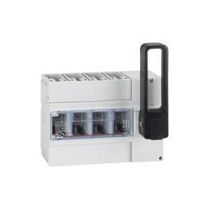 Interrupteur-sectionneur DPX-IS250 sans déclenchement avec commande frontale - 3P - 250A LEGRAND