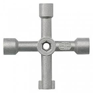 Clé métal multi-empreintes LEGRAND