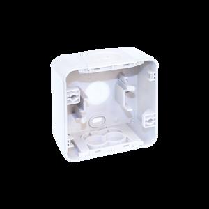 Boite 1 poste - Blanc EUR'OHM