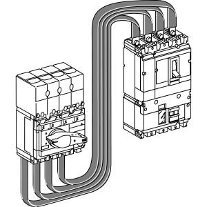 Liaison souple INV320-630/NS250 vertical côte à côte SCHNEIDER