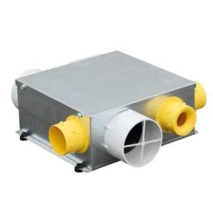 Kit MICROGEM ST - VMC simple flux autoréglable - UNELVENT UNELVENT
