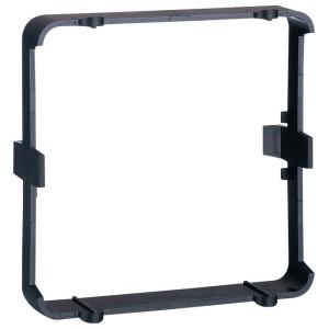 Accessoire de fixation pour interrupteur horaire programmable 72x72mm LEGRAND
