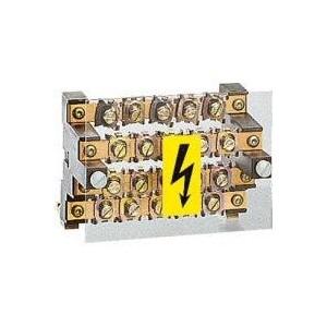 Répartiteur de puissance étagé pour cosses 125A LEGRAND