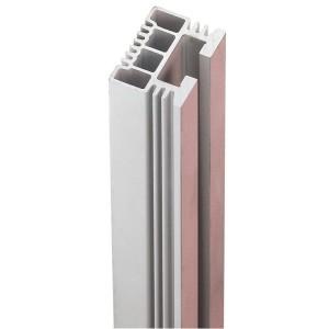 Barre aluminium cuivré étamé en C longueur 1780mm section 524mm² LEGRAND