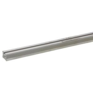 Barre aluminium cuivré étamé en C longueur 1780mm section 586mm² LEGRAND