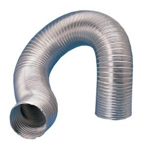 Gaine semi-rigide aluminium GA100 - 3m - Diam. 100mm - UNELVENT 820186 UNELVENT