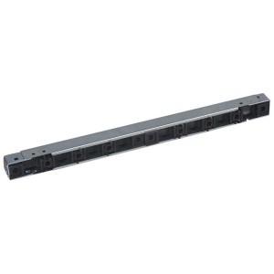 Support isolant VX³ entraxe 75mm pour barre aluminium en C alignée en armoire profondeur 975mm LEGRAND