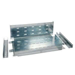 Kit de séparation en U pour jeu de barres horiz. 1600A pour armoire prof. 725mm pour formes XL³ LEGRAND