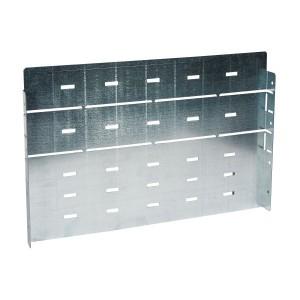Kit de séparation en L pour jeu de barres horiz. 4000A pour armoire prof. 725mm pour formes XL³ LEGRAND