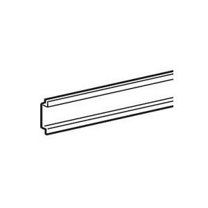 Rail universel pour XL³4000 et XL³800 - larg. 600mm 24 modules - à fixer sur montant fonctionnel LEGRAND
