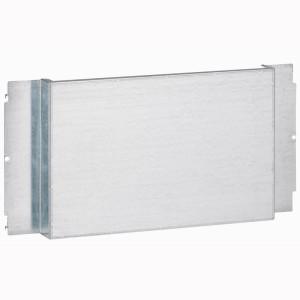 Platine universelle fixe pleine pour XL³4000 et XL³800 - larg.600mm et haut. 400mm LEGRAND