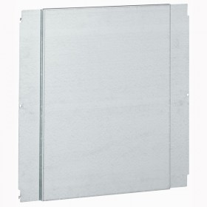 Platine universelle fixe pleine pour XL³4000 et XL³800 - larg.600mm et haut. 600mm LEGRAND