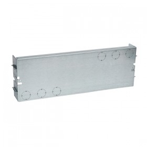 Platine pleine réglable pour XL³4000 - larg. 600mm et haut. 200mm LEGRAND