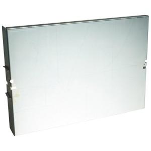 Platine pleine réglable pour XL³4000 - larg. 600mm et haut. 400mm LEGRAND