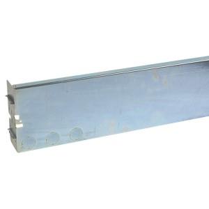 Platine pleine réglable pour XL³4000 - larg. 850mm et haut.200mm LEGRAND