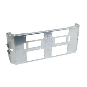 Dispositif de fixation réglable pour 2 DPX³ fixe en inverseur de source en position verticale dans XL³4000 - 24 modules LEGRAND