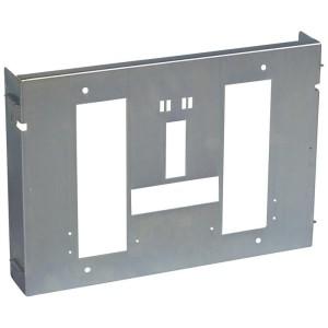 Platine réglable pour 1 DPX³1600 prises arrière débrochable en position horizontale dans XL³4000 LEGRAND