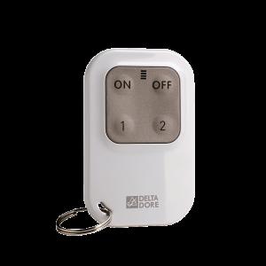 Télécommande sans fil pour système d'alarme et/ou automatismes - TL 2000 TYXAL+ DELTADORE