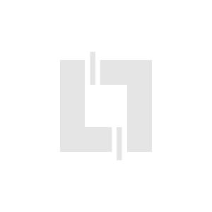 Plastron plein pour gaine à câbles XL³4000 - hauteur 600mm LEGRAND