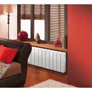 NOIROT BELLAGIO Smart EcoControl blanc 1000W - Plinthe NOIROT