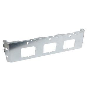 Dispositif de fixation réglable pour 1 à 3 DPX³ fixe en position verticale dans XL³4000 - 36 modules LEGRAND