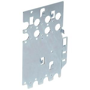 Platine de montage pour 1 DPX³250 fixe en position verticale dans XL³4000 LEGRAND