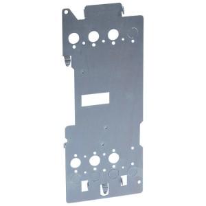 Platine de montage Platine de montage pour 1 DPX³250 extractible en position verticale dans XL³4000 LEGRAND