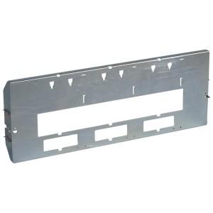Dispositif de fixation réglable pour 1 à 3 DPX³630 fixe avec différentiel position verticale dans XL³4000 - 36 modules LEGRAND