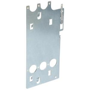 Platine de montage pour DPX³630 fixe en position verticale dans XL³4000 LEGRAND