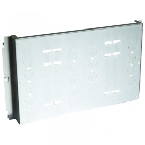 Platine réglable pour 1 DPX³630 fixe en position horizontale dans XL³4000 - 24 modules LEGRAND