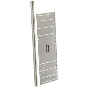 Kit de séparation verticale entre armoire et gaine à câbles pour armoire profondeur 725mm pour formes XL³ LEGRAND