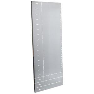 Cloisonnement vertical pour jeu de barres arrière pour armoire profondeur 975mm pour formes XL³ LEGRAND