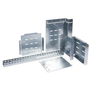 Kit séparation en U pour jeu de barres horizontal 1600A pour gaine à câbles interne prof. 725mm pour formes XL³ LEGRAND