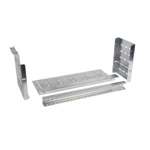 Kit séparation en U pour jeu de barres horizontal 4000A pour gaine à câbles interne prof. 725mm pour formes XL³ LEGRAND