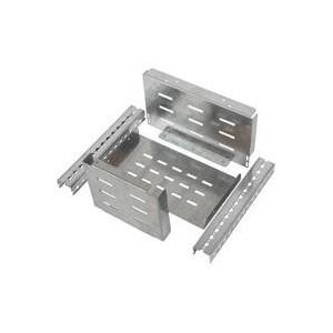 Kit séparation en U pour jeu de barres horizontal 1600A pour gaine à câbles externe prof. 475mm pour formes XL³ LEGRAND