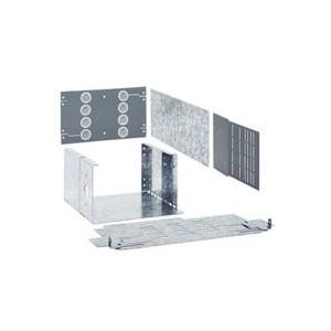 Kit caisson DPX³ pour armoire - haut. 200mm pour formes XL³ LEGRAND
