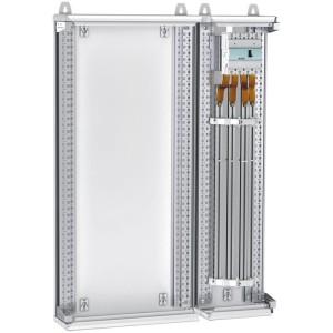 Barre aluminium cuivré étamé en C 250A répartition VX³ hauteur 1600mm LEGRAND