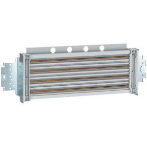 Répartiteur de rangée 400A répartition HX³ sans connexion - 24 modules LEGRAND