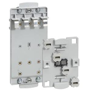 Base support HX³ pour répartition horizontale en armoire XL³ des DPX³160 4P avec ou sans différentiel LEGRAND