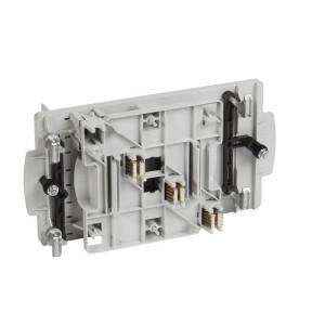 Base support HX³ pour répartition horizontale en armoire XL³ des DPX³250 3P LEGRAND