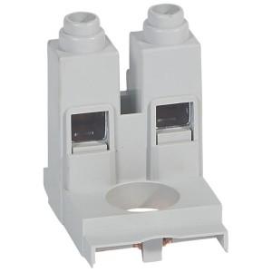 Borne de repiquage 250A pour barres aluminium en C 250A ou 400A répartition VX³ LEGRAND