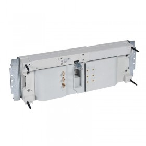 Base VX³ IS 223 pour répartition verticale en armoire XL³4000 des DPX³160 3P avec ou sans différentiel LEGRAND