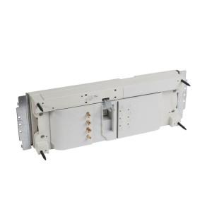 Base VX³ IS 223 pour répartition verticale en armoire XL³4000 des DPX³160 4P avec ou sans différentiel LEGRAND