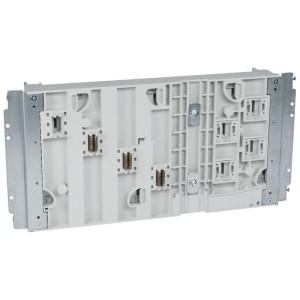 Base VX³ IS 223 pour répartition verticale en armoire XL³4000 des DPX³630 3P avec ou sans différentiel LEGRAND