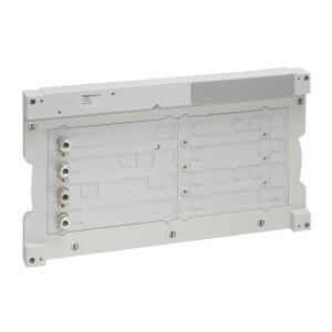 Base VX³ IS 223 pour répartition verticale en armoire XL³4000 des DPX³630 4P avec ou sans différentiel LEGRAND