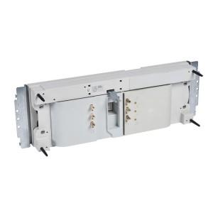 Base VX³ IS 233 pour répartition verticale en armoire XL³4000 des DPX³160 3P sans différentiel LEGRAND